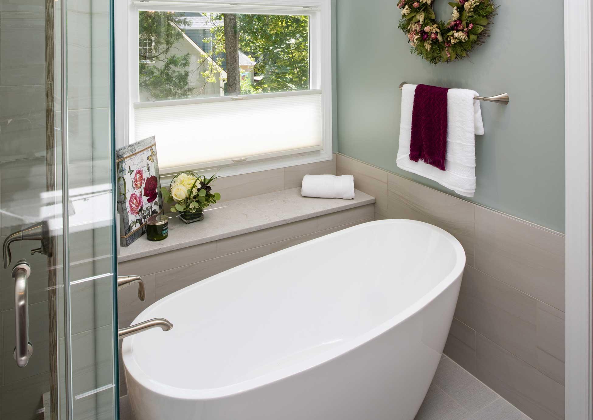 Master Bathroom Remodel - Cederberg Kitchens + Renovations  Home